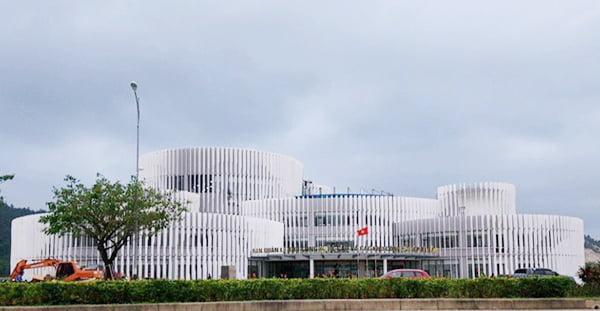 Xây dựng hoàn thiện Trụ sở làm việc BQL Khu CNC và các KCN Đà Nẵng